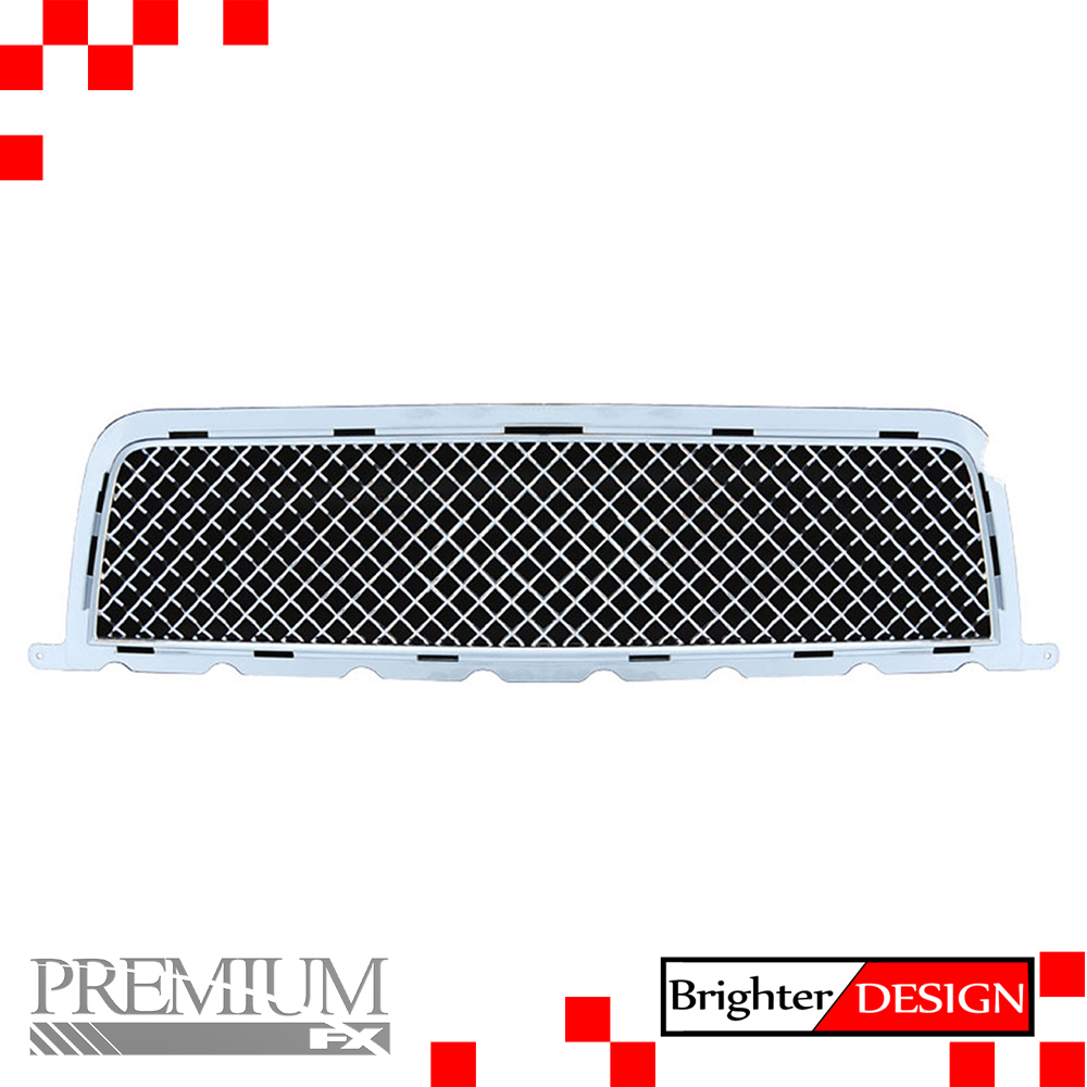 Mesh Performance Bumper Grille For 2009-13 Cadillac CTS-V