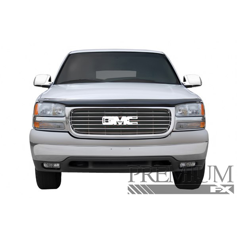 Premium Fx Chrome Abs Factory Style Replacement Grille For