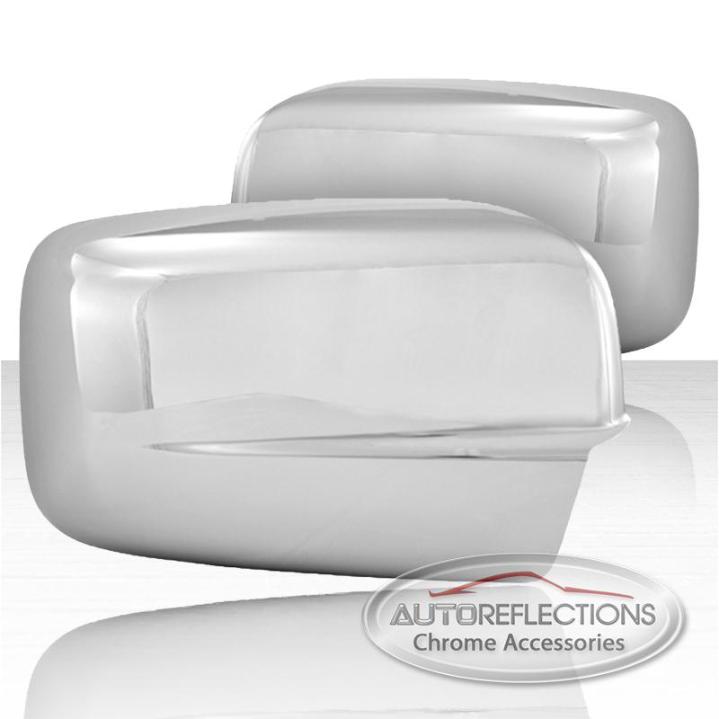Mirror Covers - Chrome Trim, LED Lighting, Car Accessories ...