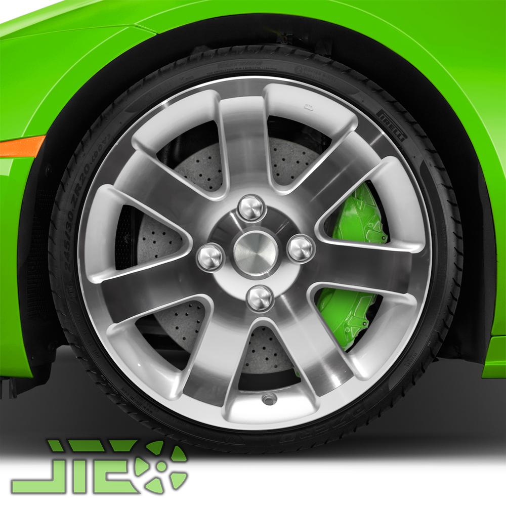 16 machined w silver vents rim by jte wheels for 2007 2012 nissan sentra ebay. Black Bedroom Furniture Sets. Home Design Ideas