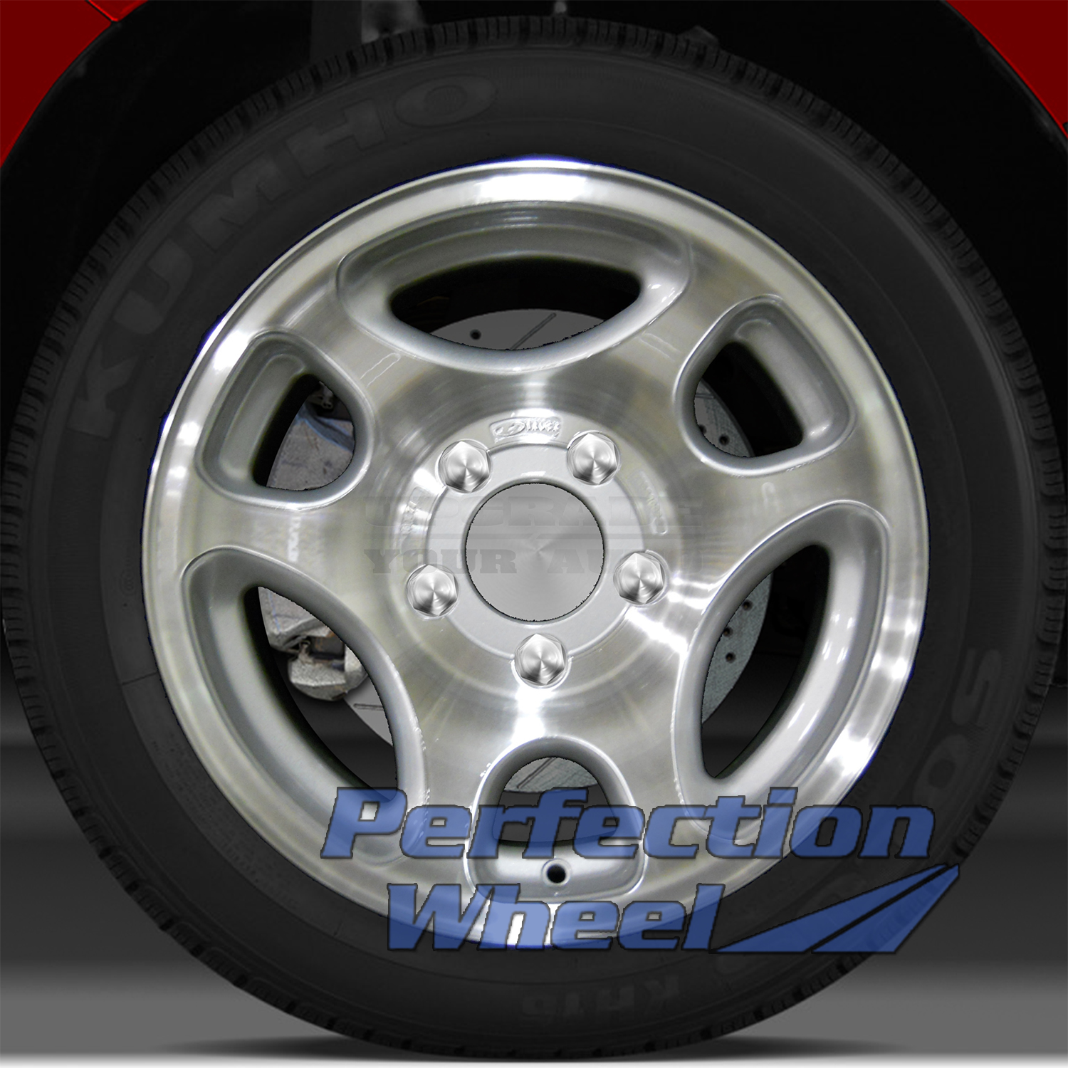 1997 1999 ford f 150 16x7 factory wheel sparkle silver. Black Bedroom Furniture Sets. Home Design Ideas