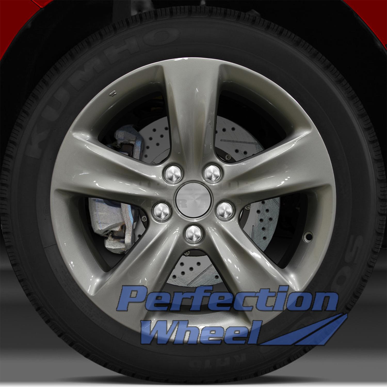 2012-2014 Acura TL 18x8 Factory Wheel (Fine Metallic