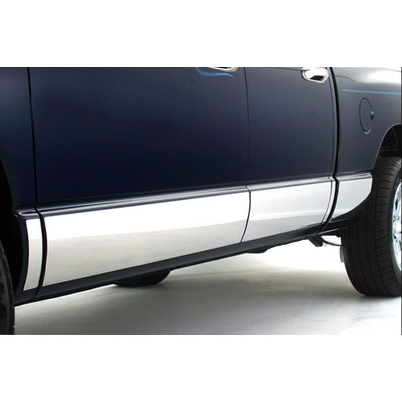 "2004-2008 Ford F150 Super Cab 5.5' Shortbed 7"" 10pc Chrome"