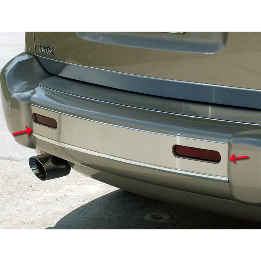 For Chevy HHR 2006-2010 ACC Chrome Gas Cap Cover