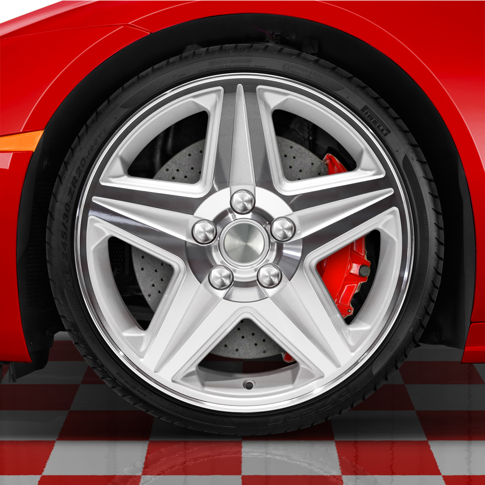 17x6.5 Wheel For 2004-2005 Chevy Impala