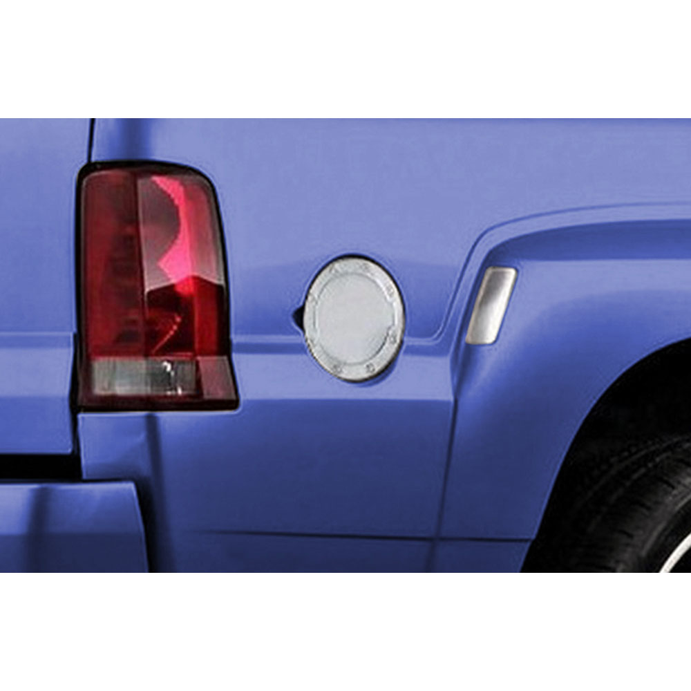 Chrome Full Mirror Cover Set for 2002-2006 Chevy Avalanche