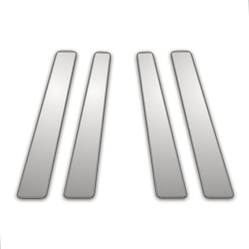 Luxury FX Chrome Pillar Post Set for 2010-2016 LaCrosse 4pc