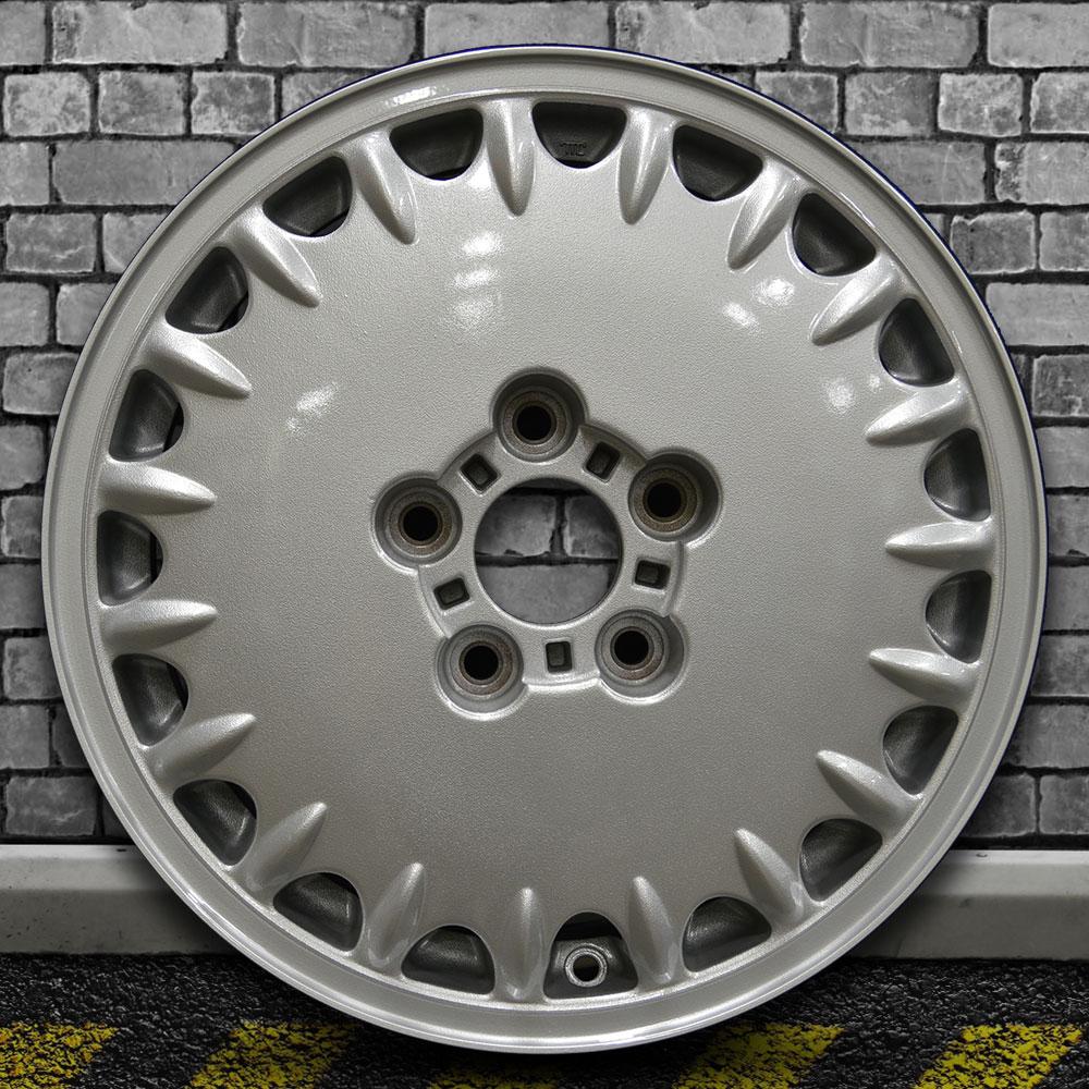 Bright Fine Metallic Silver OEM Factory Wheel For 1996
