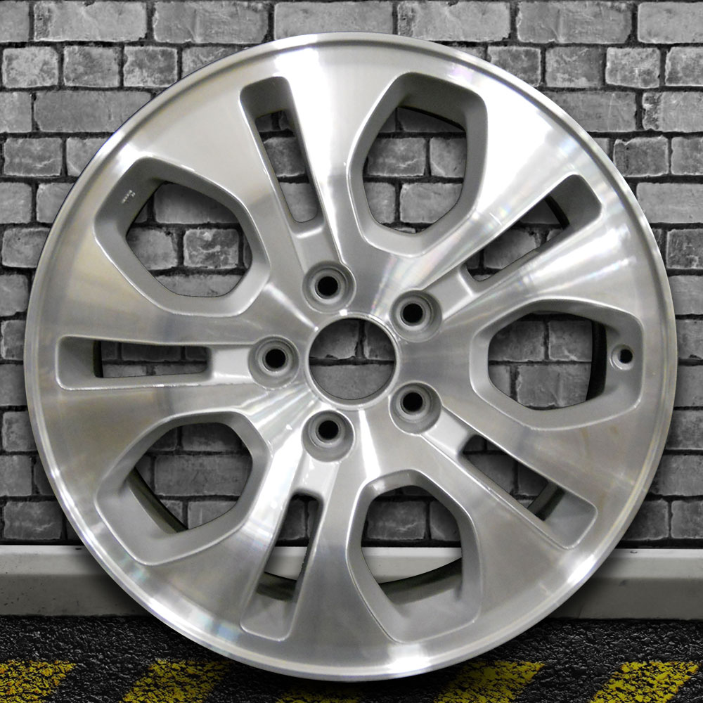 Machined Medium Silver OEM Factory Wheel For 2003 Acura