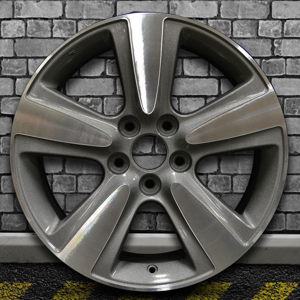 Medium Charcoal OEM Factory Wheel For 2010-2013 Acura MDX