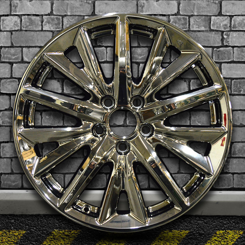 PVD Bright Full Face Factory Wheel For 2015-2017 Acura TLX