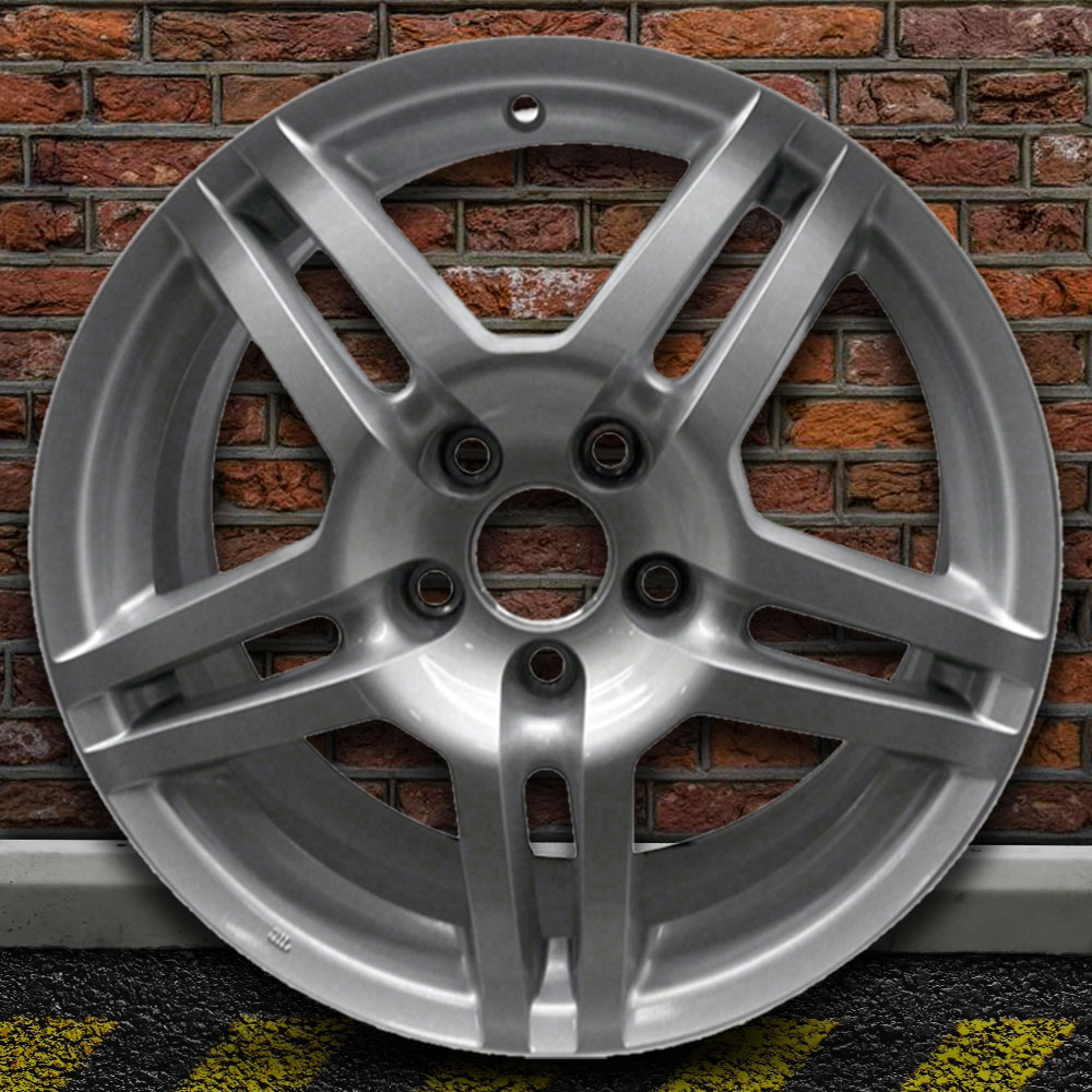 """17"""" Silver Wheel For 2007-2008 Acura TL By REVOLVE"""
