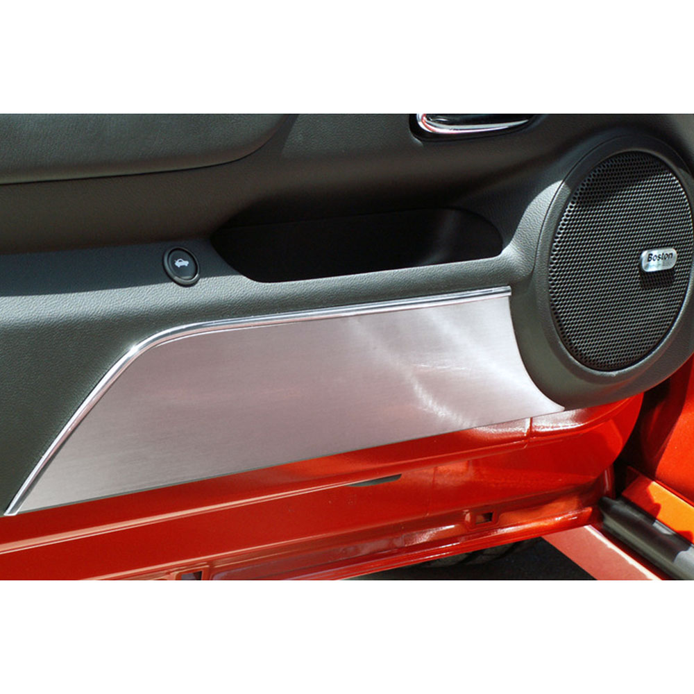 For Chevy Camaro 2010-2015 ACC Brushed Door Handle Pull Trim