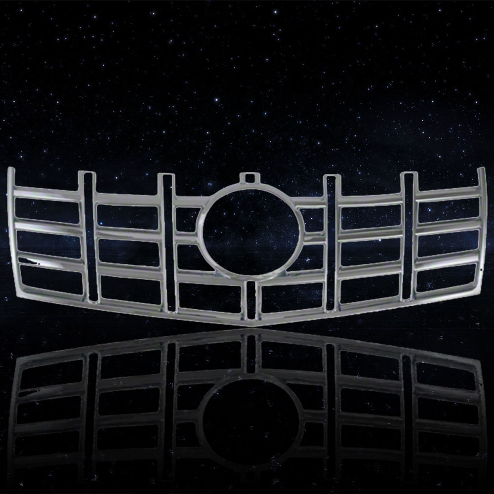 Auto Reflections Chrome ABS Grille Insert For 2012-2013