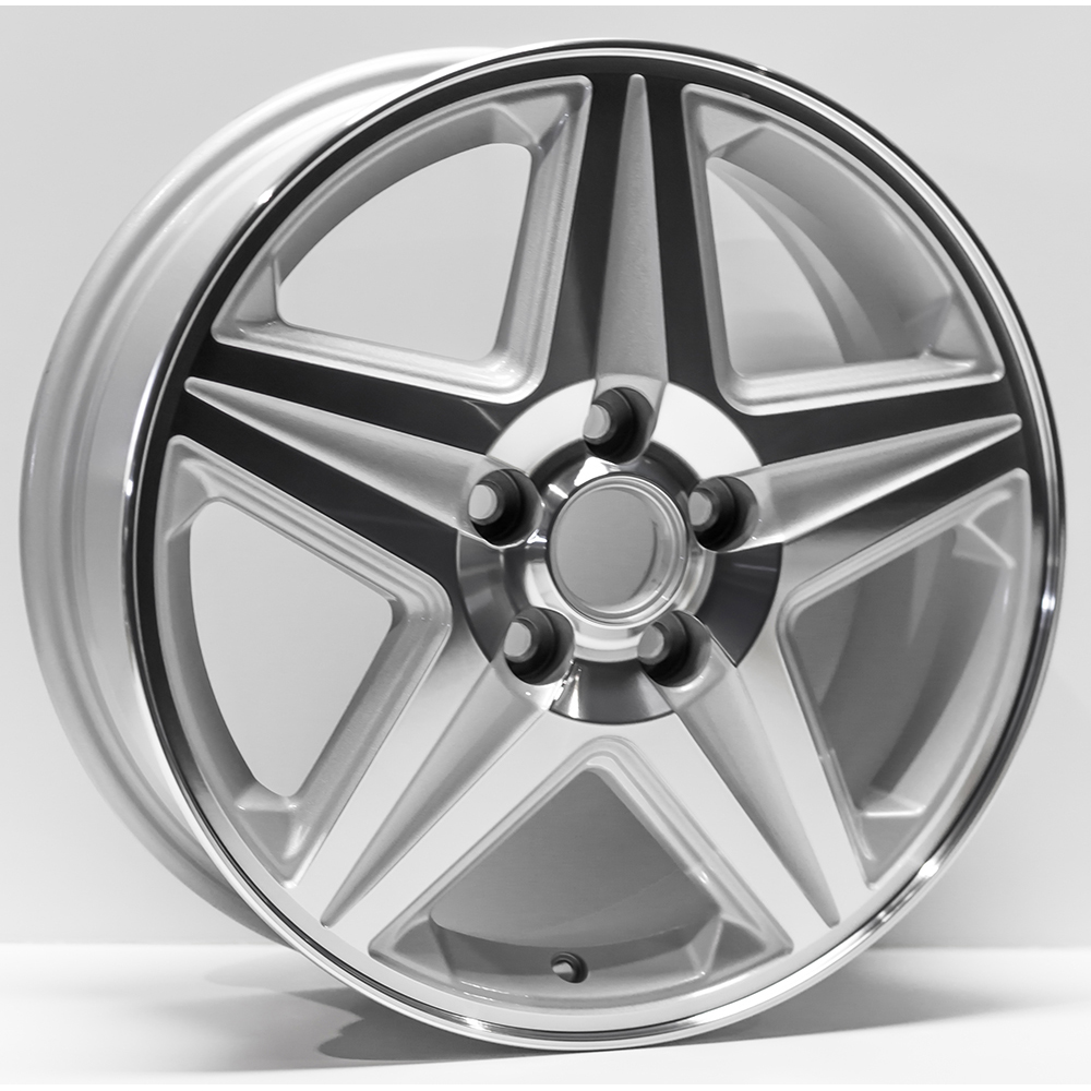 17-inch Factory Replica Wheel For 2004-2005 Chevy Impala