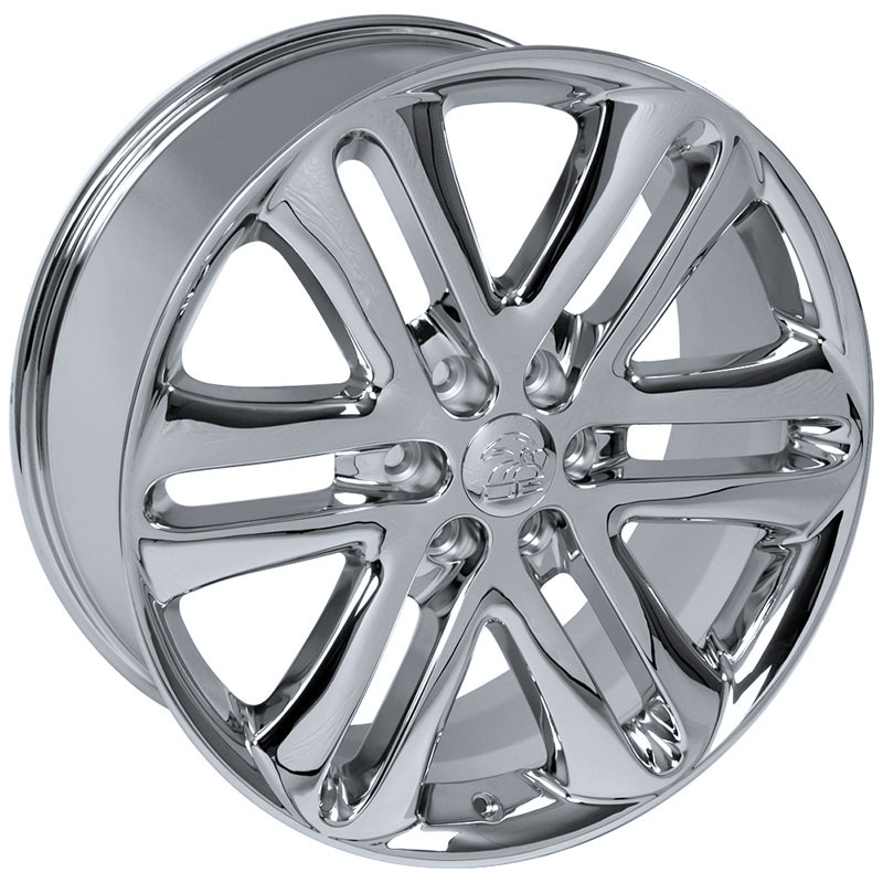 Chrome 22 U0026quot  Wheel -  3918 Compatible With F-150