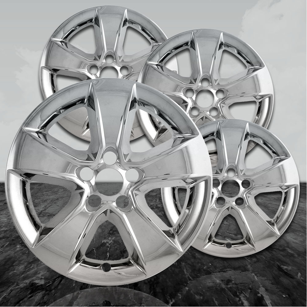 "1 Set of 4 New 2011 2012 2013 2014 Charger 17/"" Hubcaps Wheel Skins 2405"