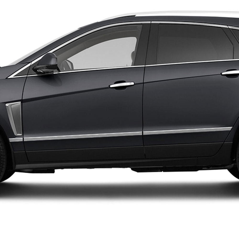 Cadillac 2013 Srx: 2010-2013 Cadillac SRX SES Chrome Door Molding Trim