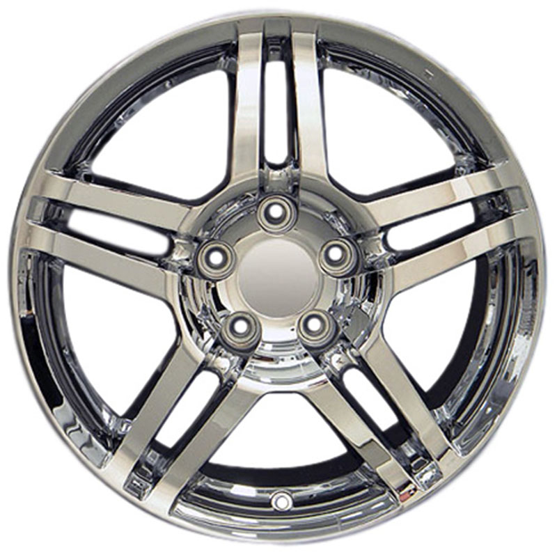 Chrome Wheel 17x8 For 2006-2014 Honda Civic - OWH0870