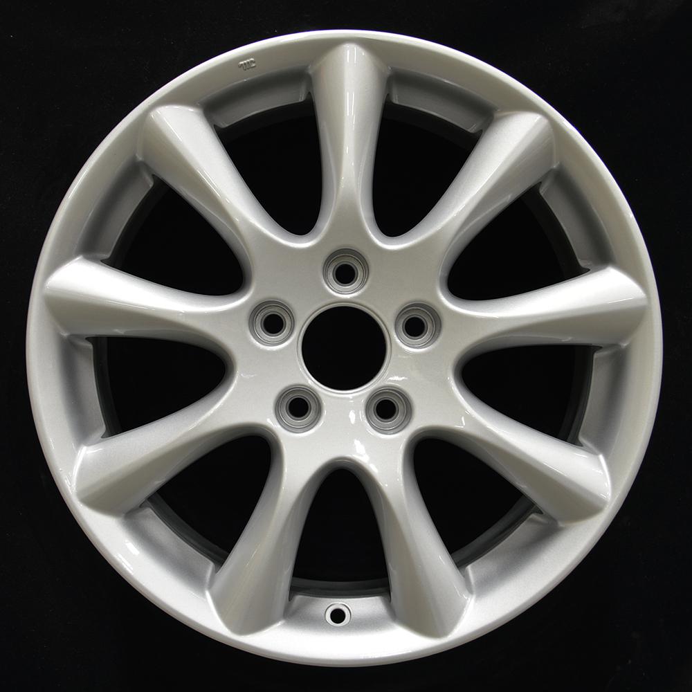 17x7 Factory Wheel (Bright Fine Silver) For 2006-2008