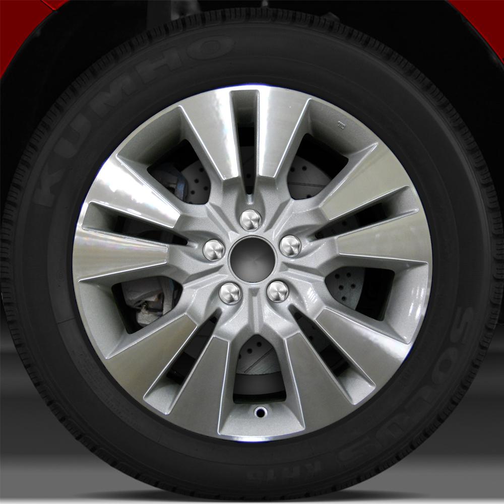 18x7.5 Factory Wheel (Metallic Silver) For 2010-2012 Acura