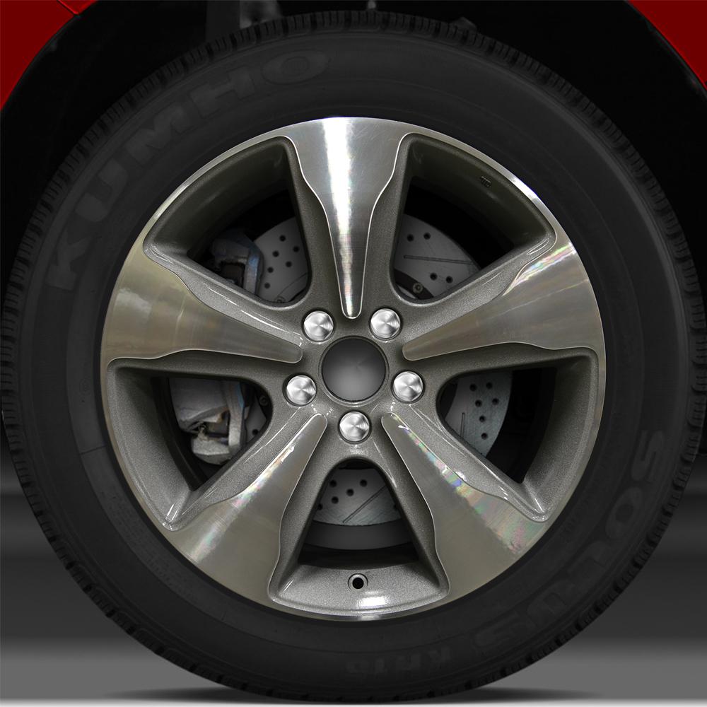 18x8 Factory Wheel (Medium Charcoal) For 2014-2015 Acura