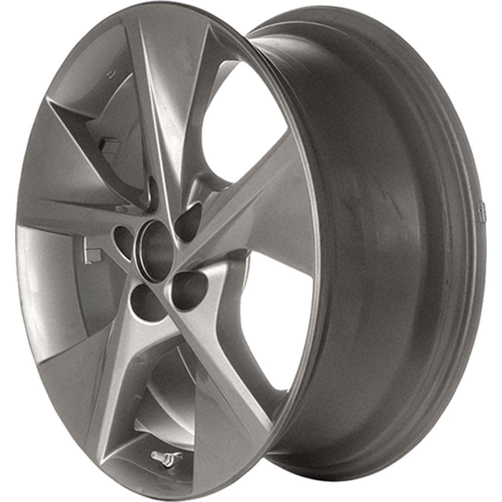REVOLVE 18x7.5 Medium Charcoal Wheel For 2012-2014 Toyota